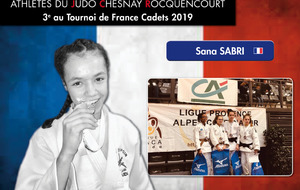 Tournoi de France Cadets 2019